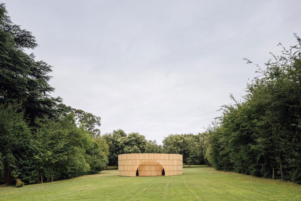 Serralves Pavilion, Porto 2017