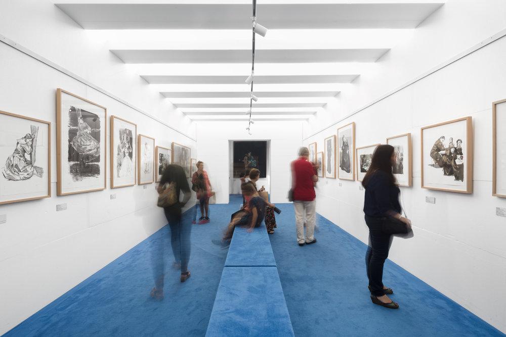 Paula Rego Temporary Museum, Lisbon 2017