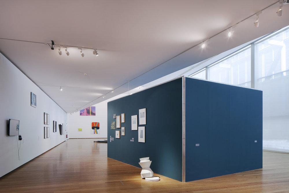 Galeria Municipal Exhibition System, Porto 2017