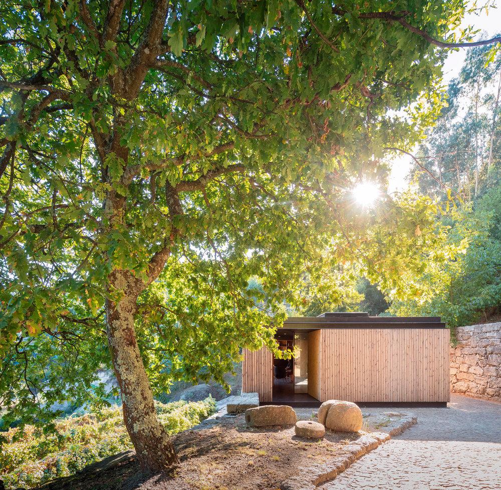 Pavilion House, Guimarães 2018