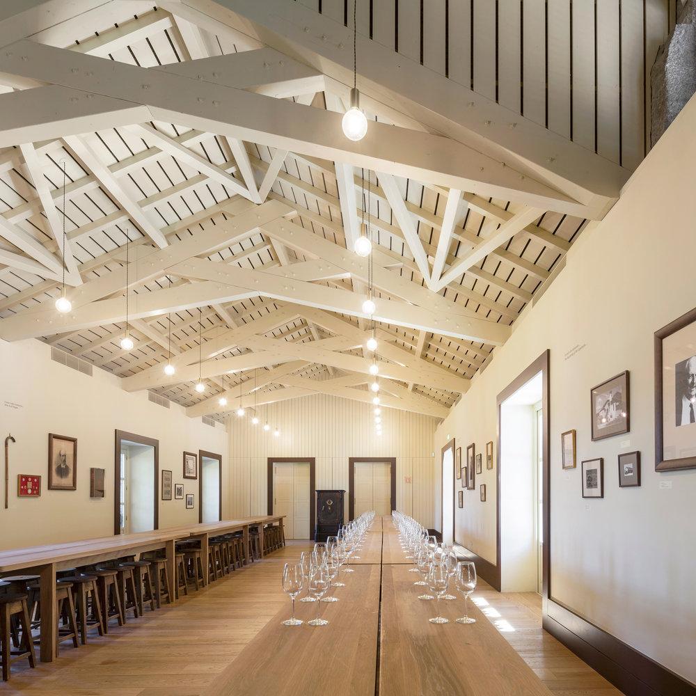 Wine Tourism Building, Quinta da Aveleda, Penafiel 2018
