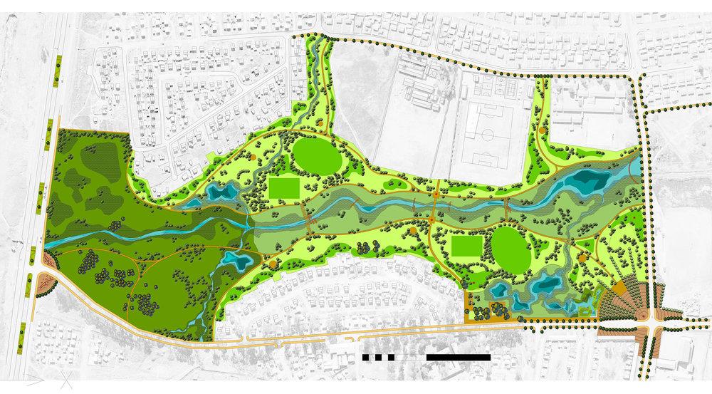 Boipatong Wetland Rehabilitation Masterplan  -ArcelorMittal