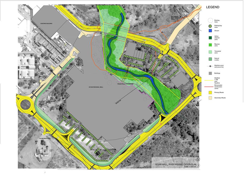 Giyani Mall Rehabilitation Framework  -Masinga Properties