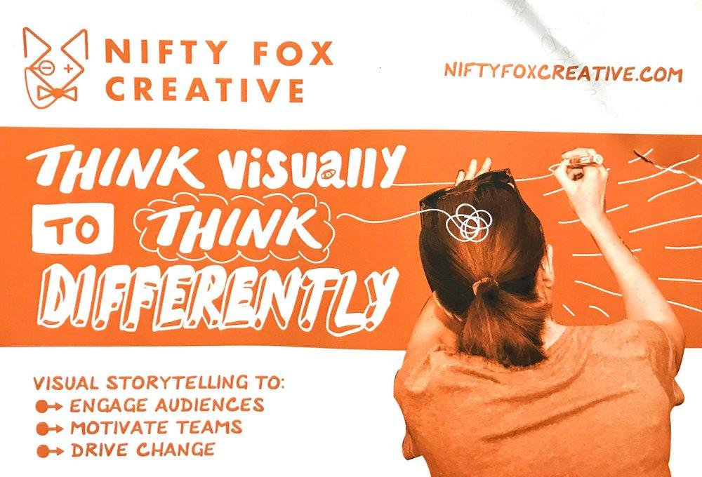 Nifty Fox Headshot Sheffield