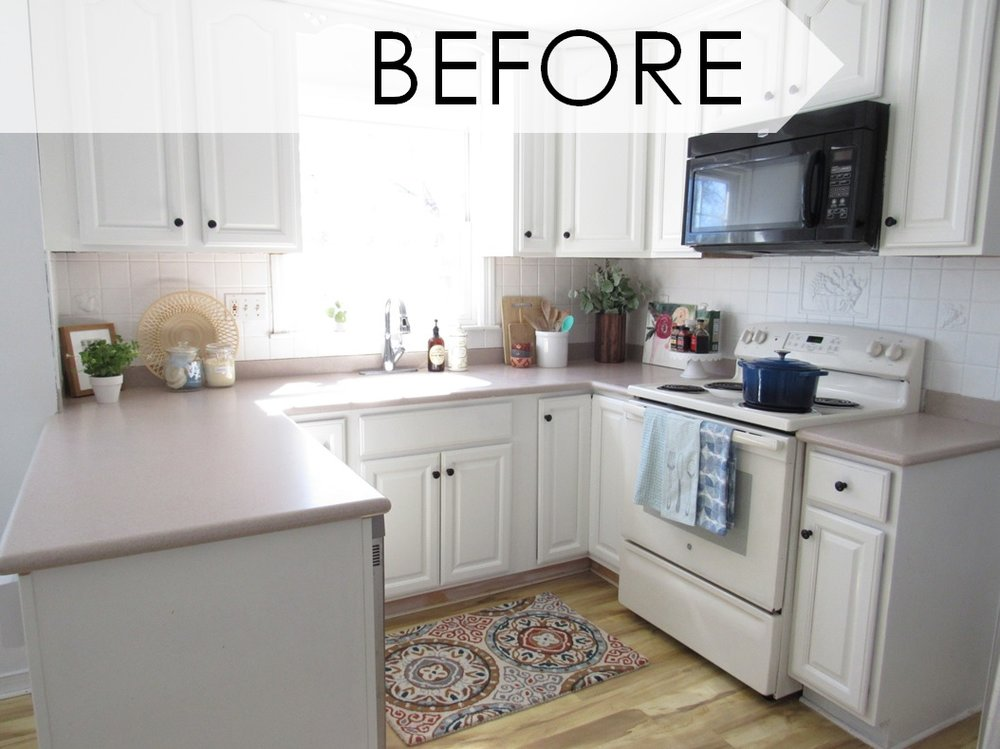 Before + Kitchen + Counters + DIY.jpg