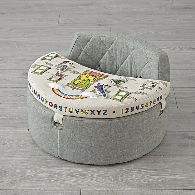 4. Activity Seat - I think my son would have loved this activity seat from Crate & Barrel. Plus it's all cushioned, so there's no place for baby to hurt them self!