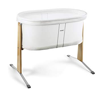 7. Baby Bjorn Modern Bassinet - I know all babies are different, but I think it's pretty common for babies to sleep in a rock & play or bassinet for the first couple months. The modern look of this one instantly caught my eye!