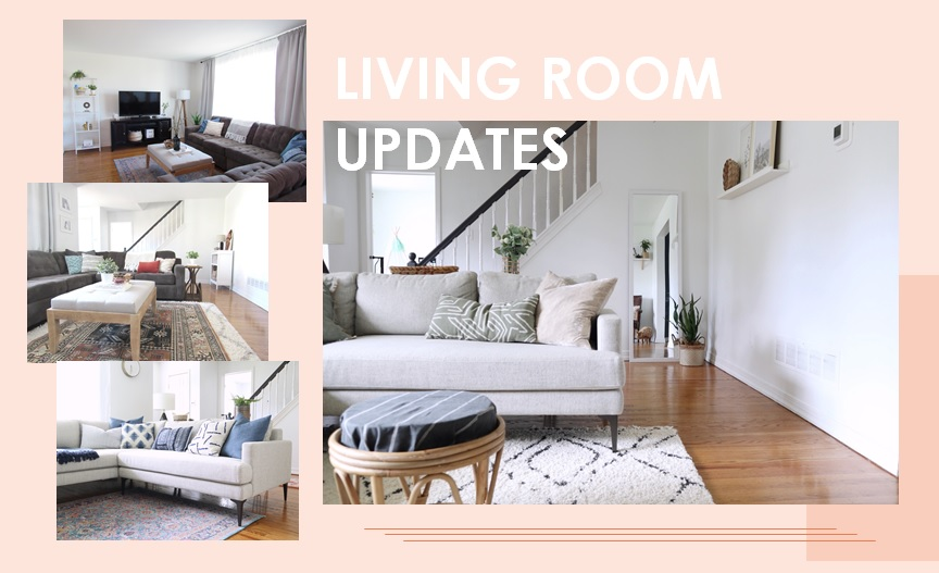 Great Trend Living Room Updates @house2homegoods.net