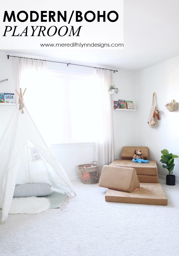 Neutral+Modern+Boho+Playroom