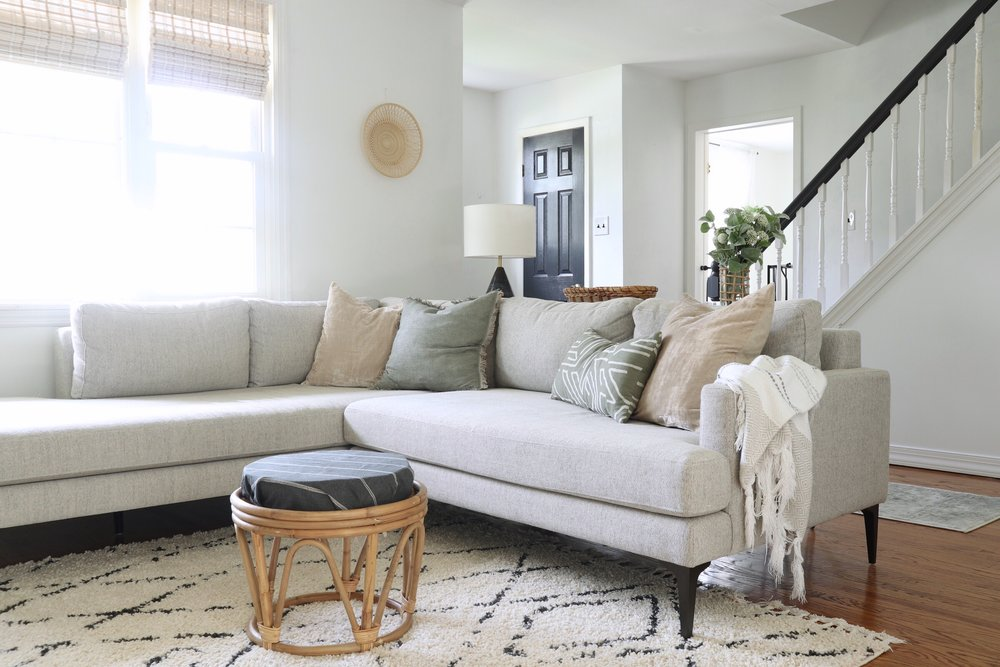 Neutral-Boho-Modern-Living-Room