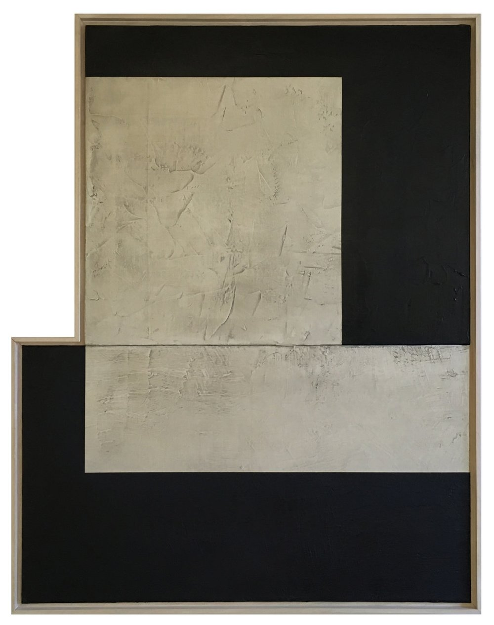 Hug , 2016   Acrilico sobre lienzo/ poliptico  70 x 90 cm