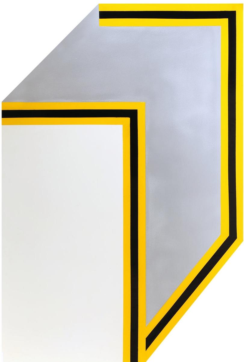 Sin título    Acrílico sobre lienzo  120 x 90 cm