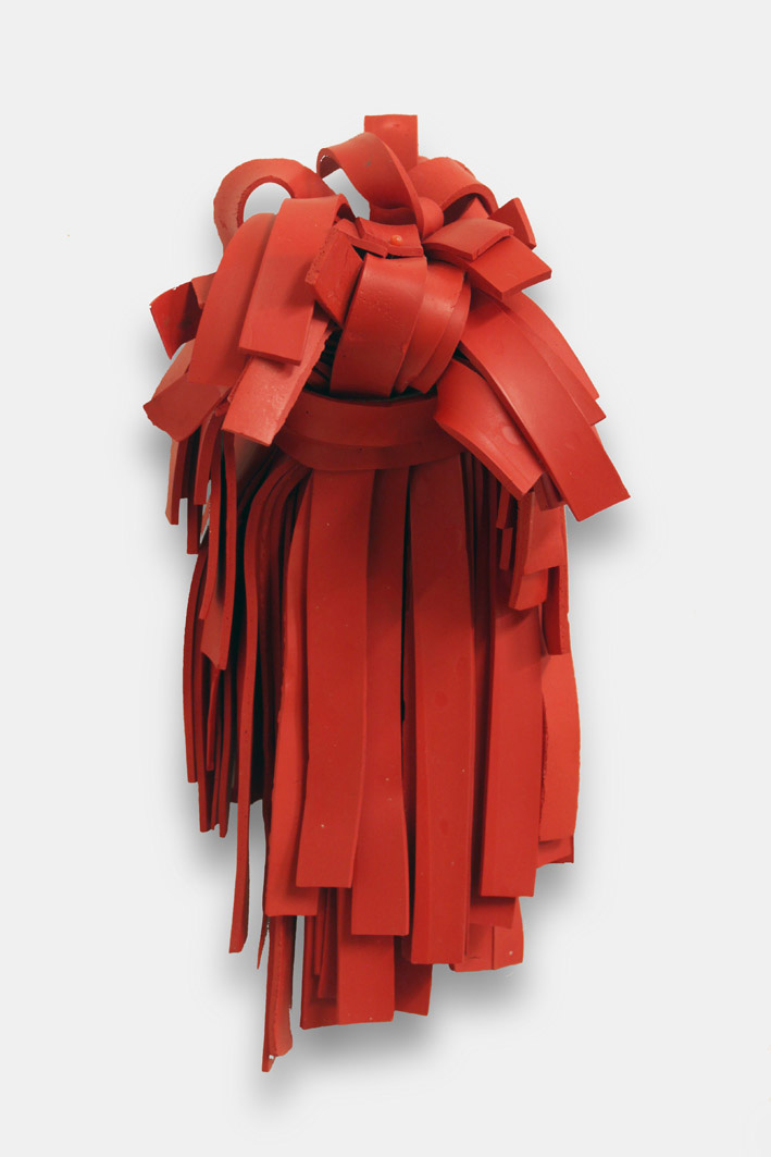 Bunch  , 2013  Acrilico  33 x 17,5 x 15 cm