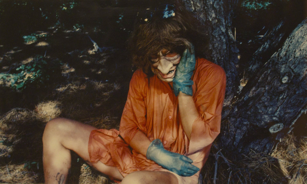 Untitled,  1986  Colored Print  Ed. number 60/200  278 x 357 mm