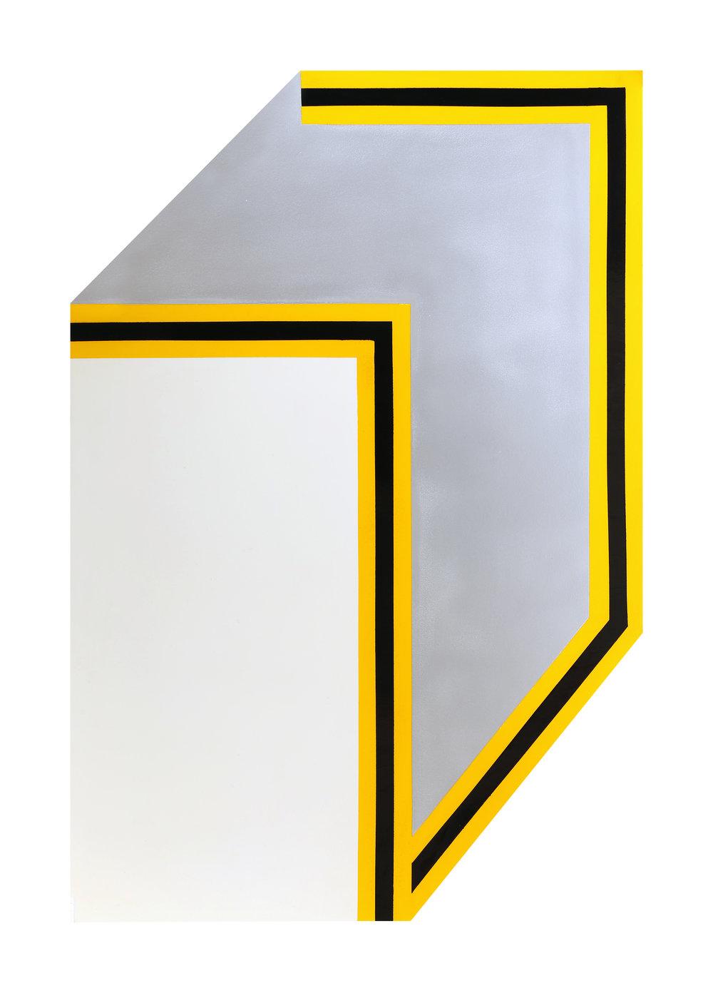 Sin título  , 2016  120 x 90 cm