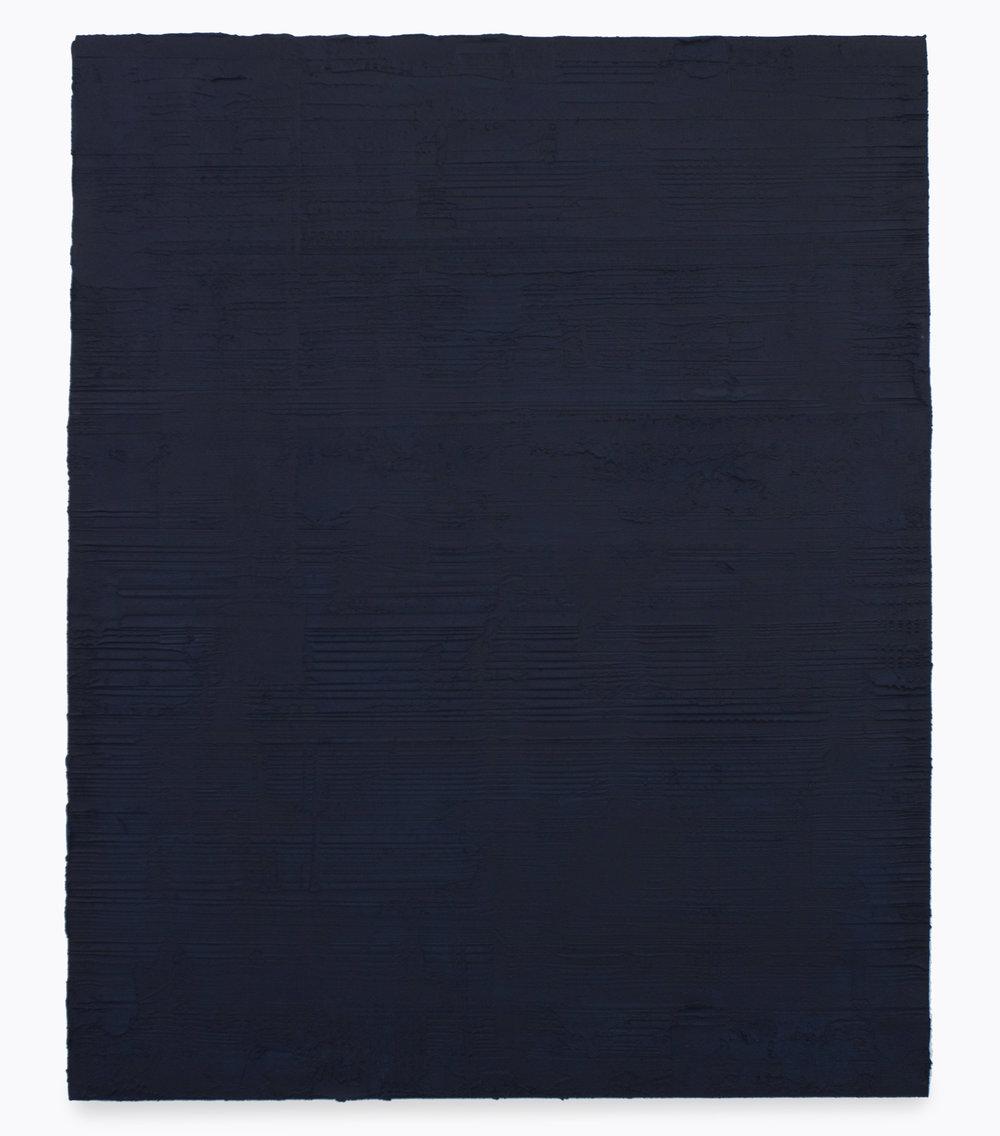 Sin título , 2017  Técnica mixta sobre lino  150 x 120 cm