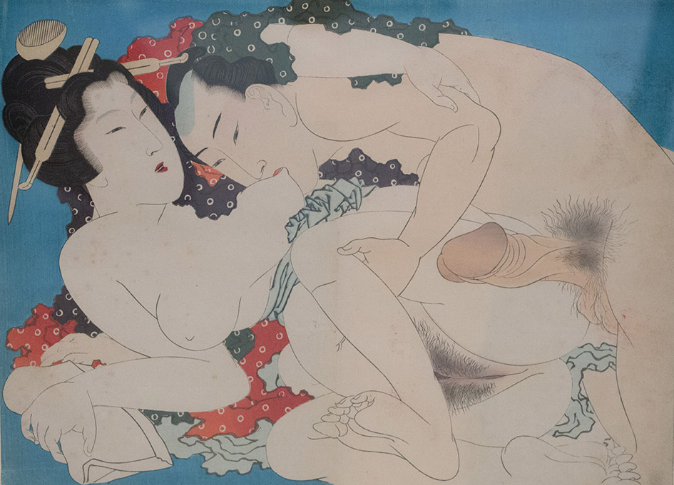 Katsushika Hokusai  Adonis Flower  c. 1822-1823  Xilograph  25 x 34,25 cm