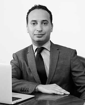 Amine OUBID  International Chief of Staff