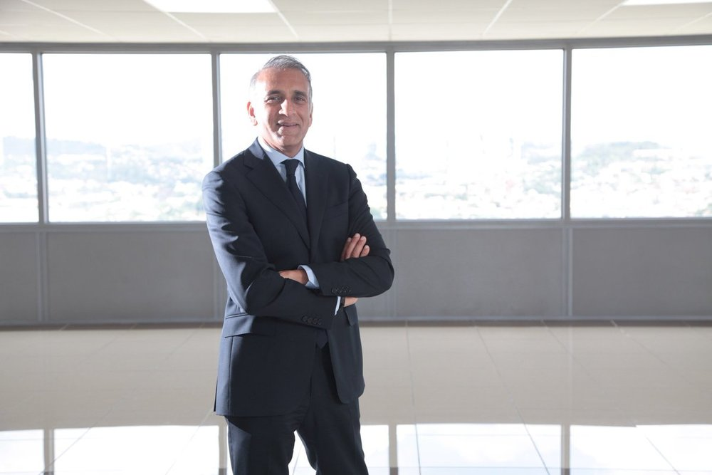 Ylias Akbaraly - Chairman of Sipromad Group