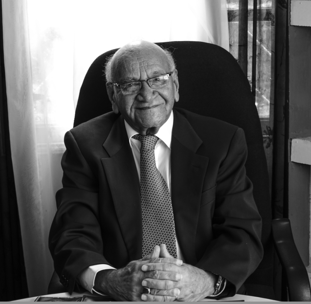 Sermamod AKBARALY  Honorary Chairman