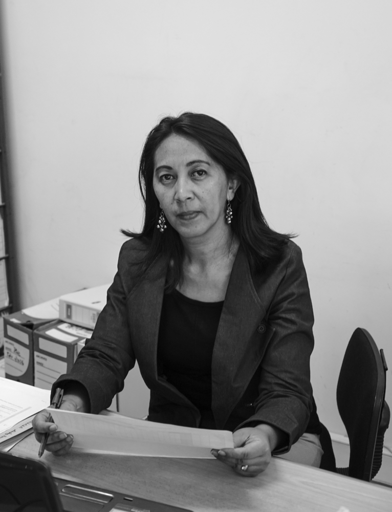 Hanitra Veroliva RAZAFY   Responsible of Staff Department
