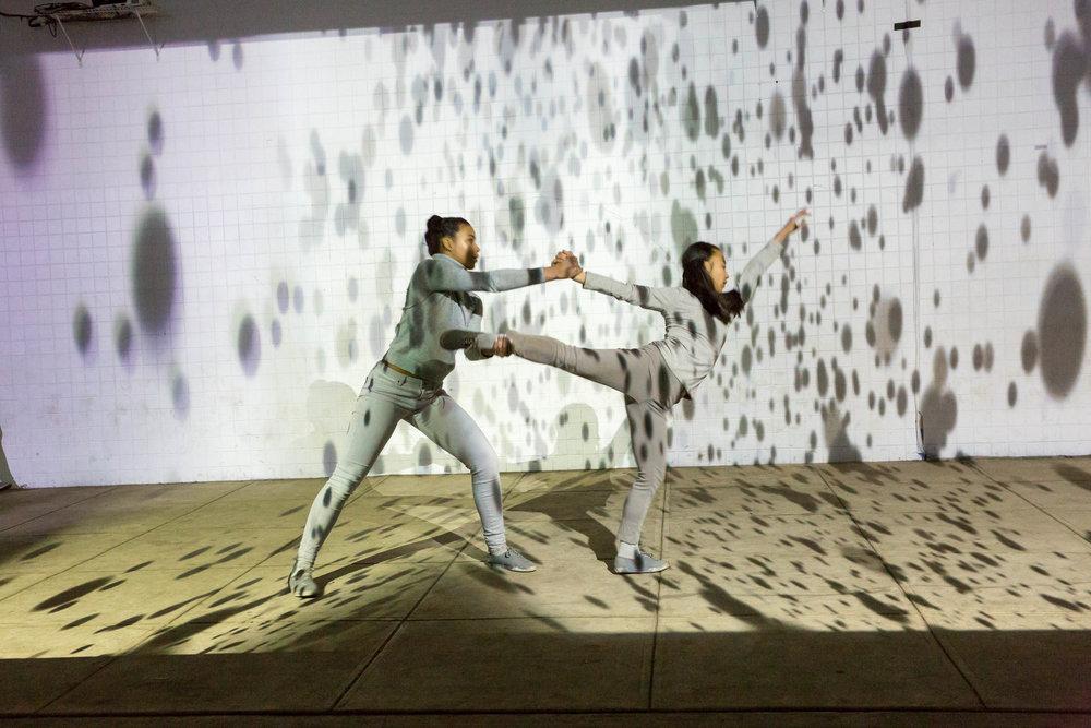 Transit - SJ Ewing & Dancers | April 2018Dupont Underground