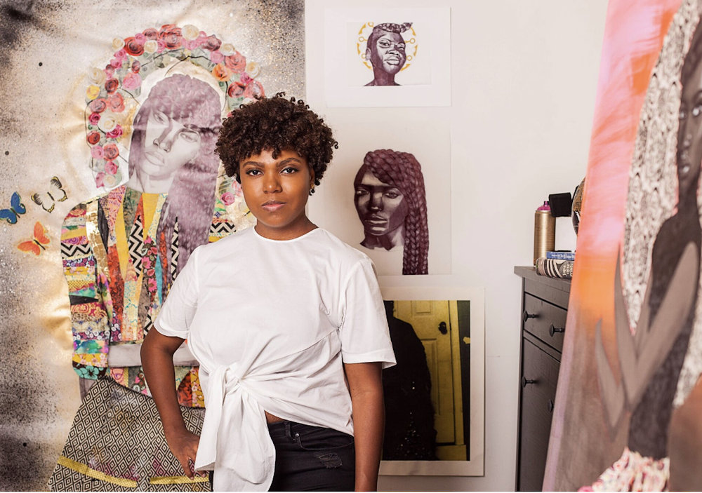 Jamea Richmond-Edwards' Story of Family, Fashion, and Self-Acturalization - Bmore Art, March 11, 2019