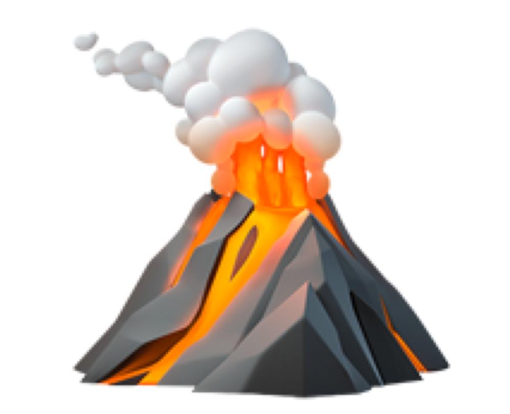 Volcano (🌋)