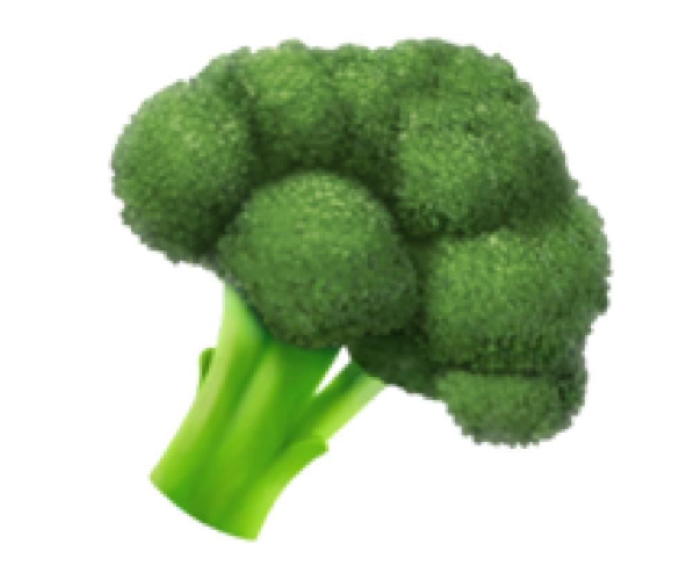 Broccoli (🥦)