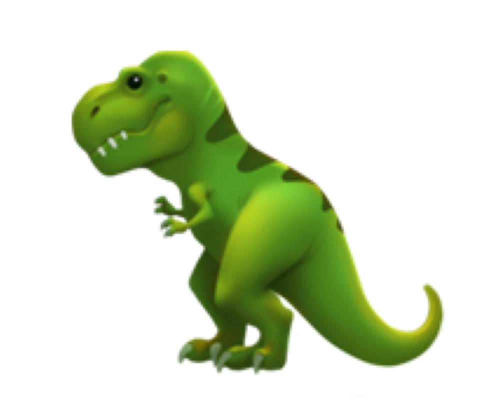 T-Rex (🦖)