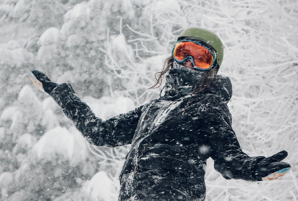 So what if it's a whiteout? Photo: Jonny Cass