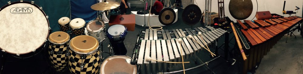 All the percussion WalkAshore.jpg