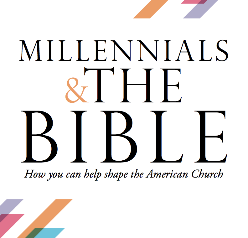 Millennials and the Bible