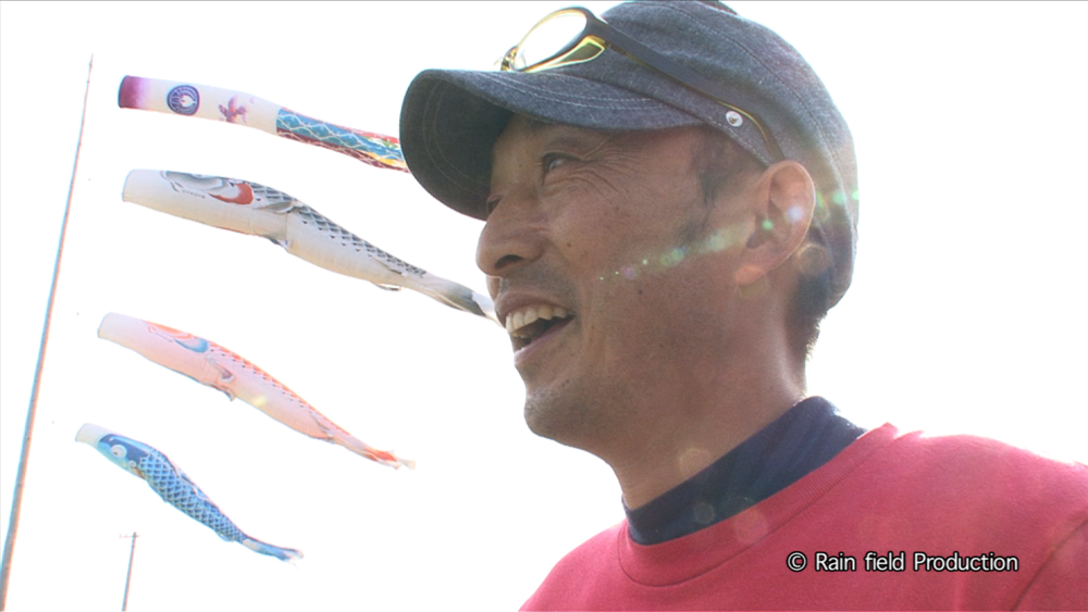 Takayuki Ueno, the main character of the film, Life