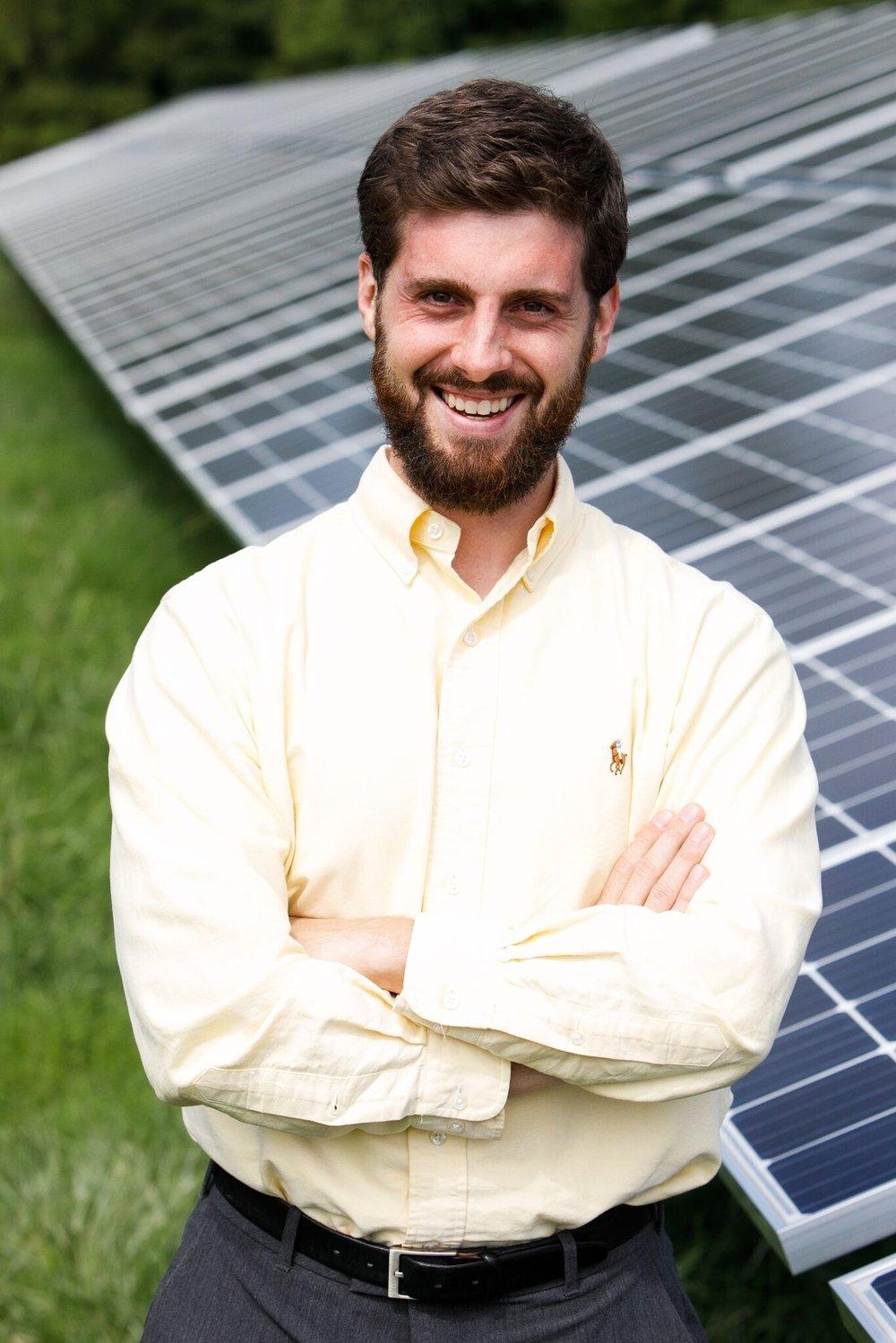 Nick DiFerdinando of SunTribe Solar