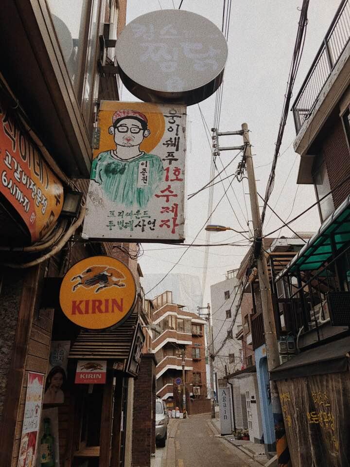 Hongdae  Neighborhood