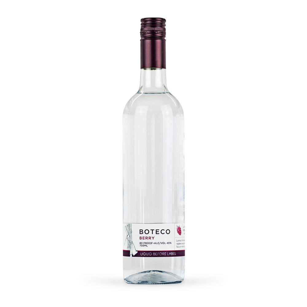 BOTECO Berry - Raspberry Brazilian Cane Vodka - All Natural Gluten Free Ultra Premium.jpg