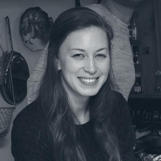 Emma Larson •Tavern Manager