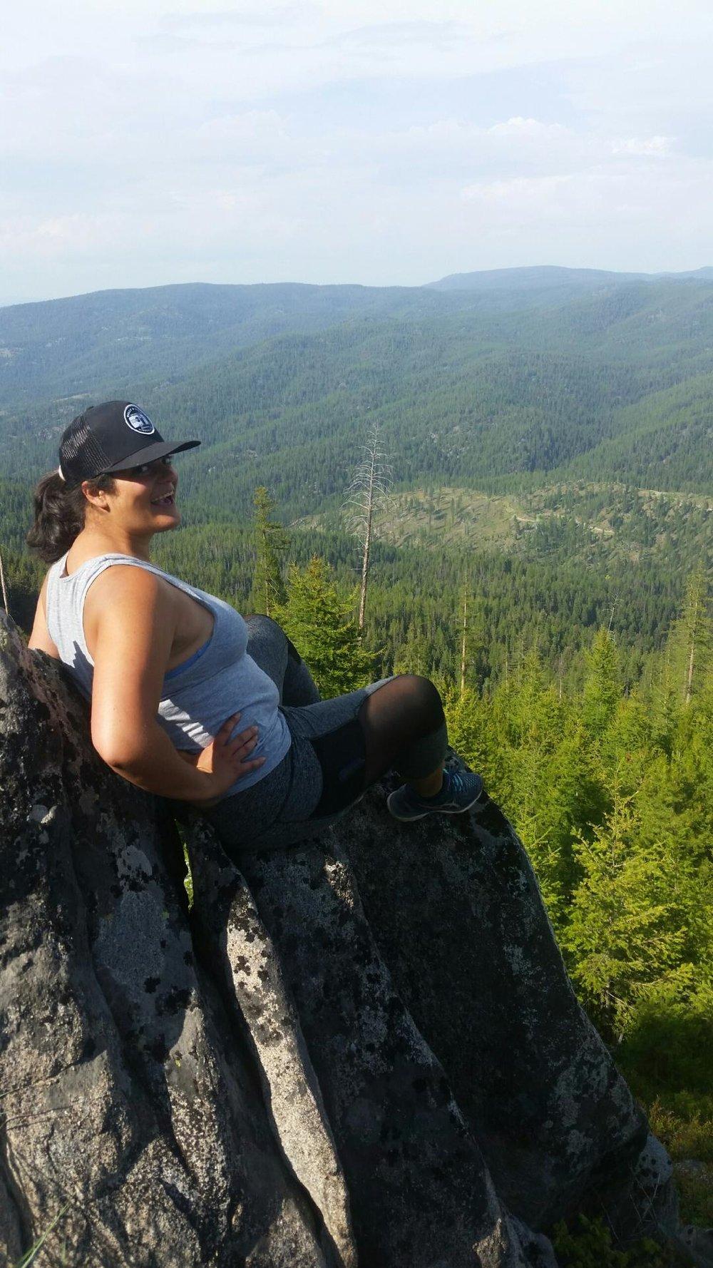 Whitni Kent, explorer Planning Sub and Beargrass assistant