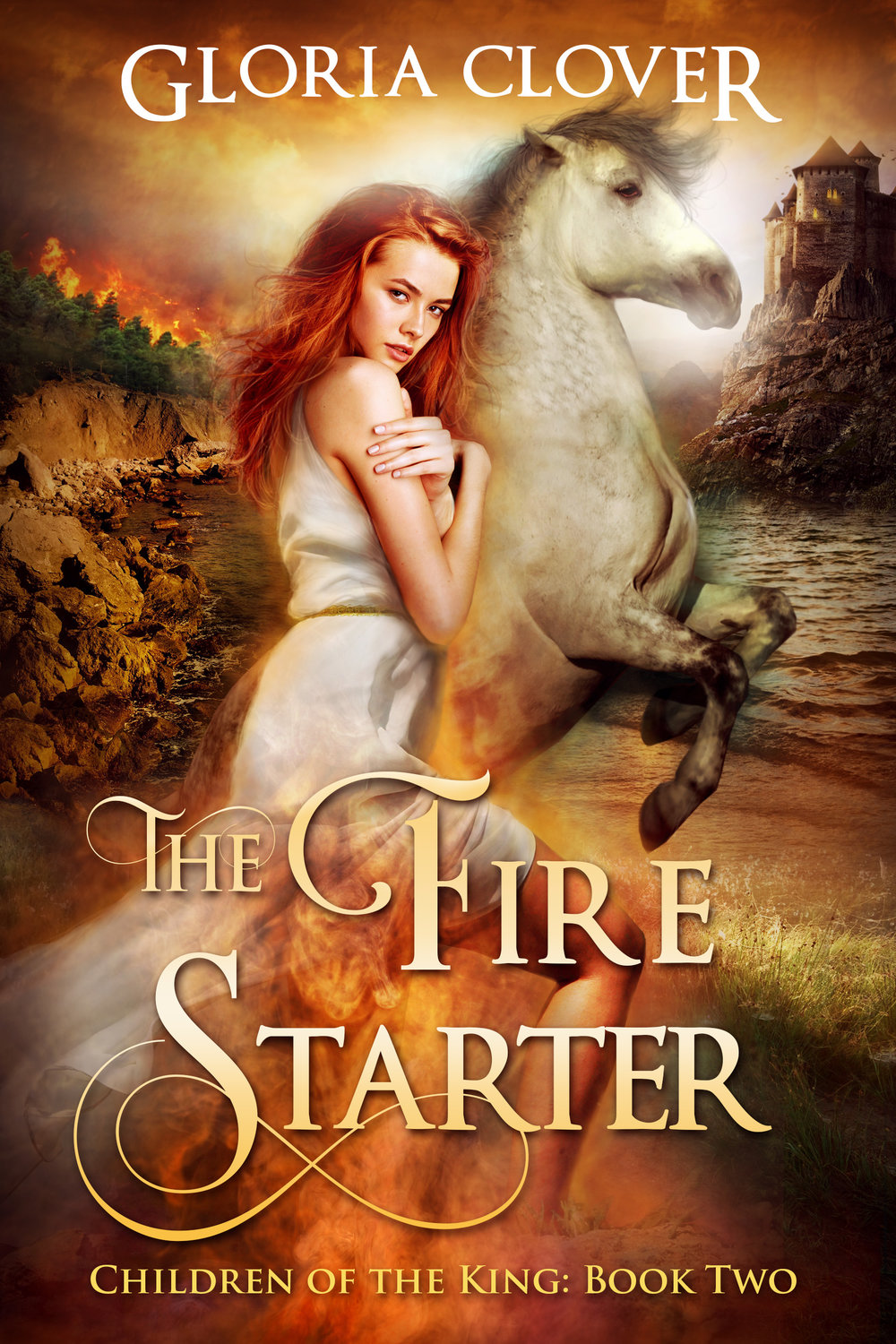 The Fire Starter - Gloria Clover