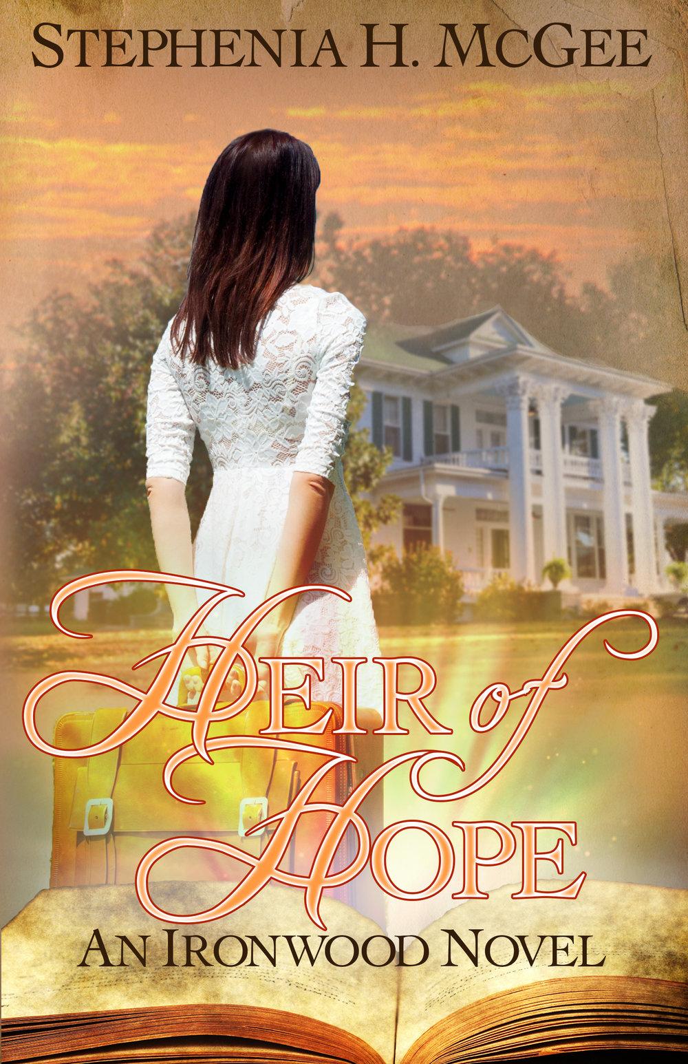 Heir of Hope - Stephenia H. McGee