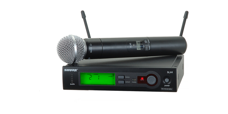 Shure Wireless Handheld Microphone System - $45