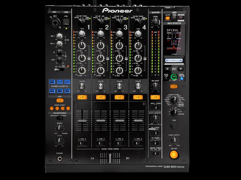 Pioneer DJM 900 Nexus mixer - $150