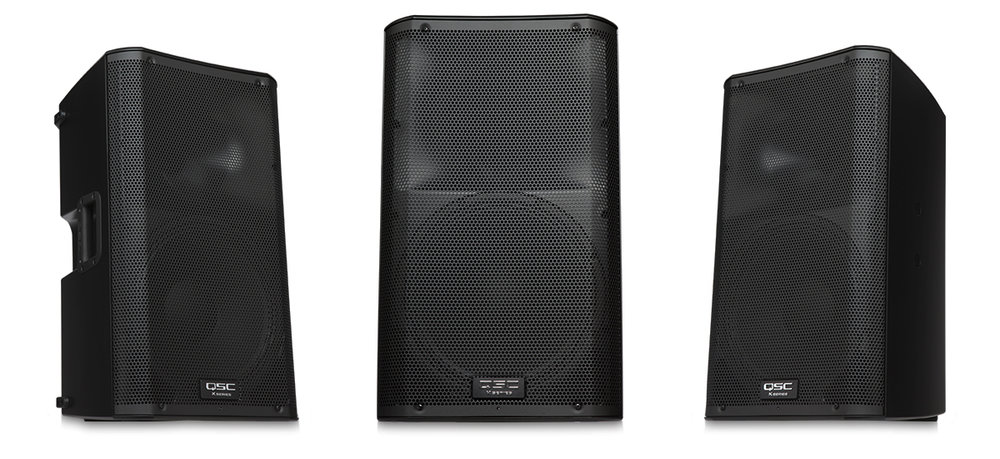 QSC K12 Powered Speaker - $85