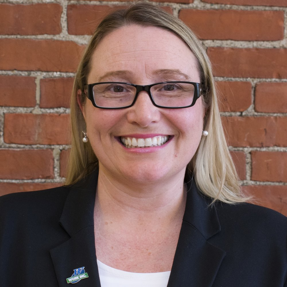 Fiona Healey, VP of Quality Assurance, Client Services and Family Support