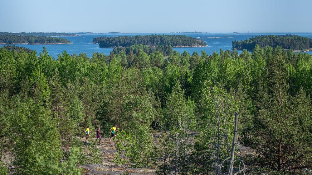 Suomen Top 10 -polkujuoksumaasto   –Polkujuoksukirja