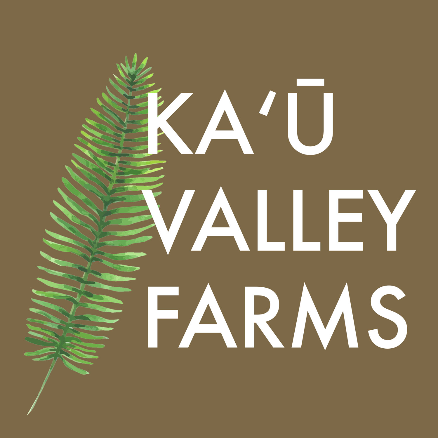 Kaʻu Valley Farms
