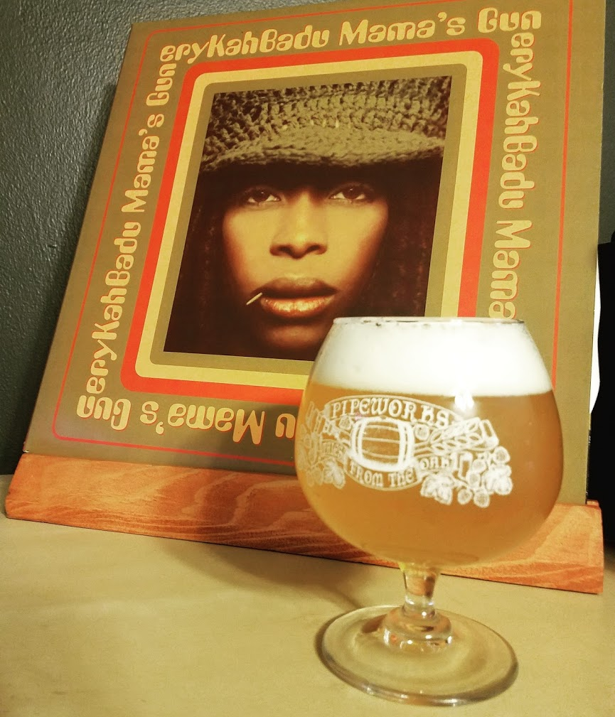 Erykah Badu with a side of Pipeworks MariLime Law