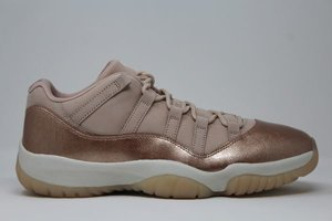 Air Jordan 11 Retro Low Rose Gold WMNS ... c1bc6ba84