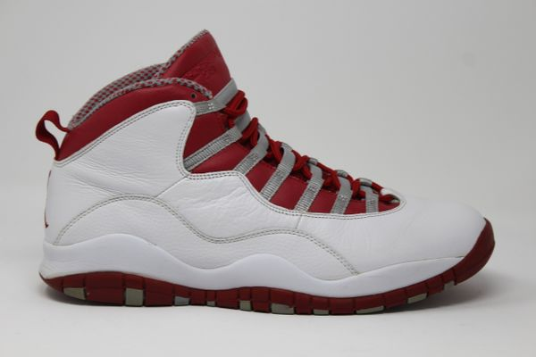 promo code 889f4 5081d ... amazon air jordan 10 retro 2005 red steel 34bc9 94189